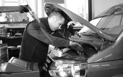 Fahrzeugdiagnose