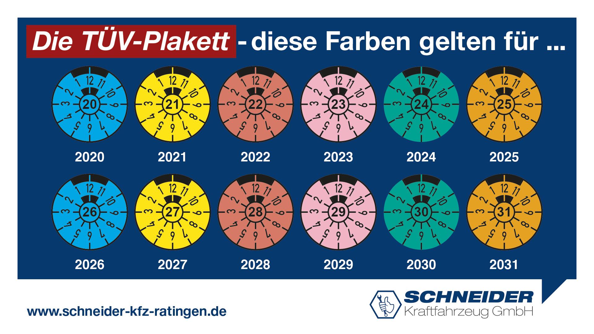 Schneider Kfz GmbH - TÜV